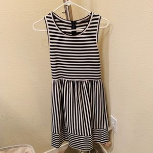 Stripped dress by OUTBACK RED